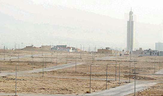 عاجل : وزارة الاسكان تطبيق رسوم الأراضي البيضاء  خلال اسبوعين