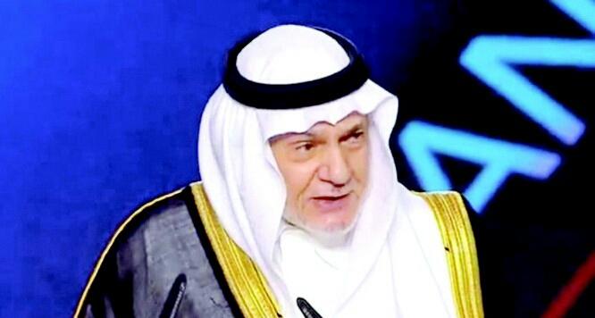 الأمير تركي الفيصل يفجرها أنا أريد إسقاط النظام #FreeIran