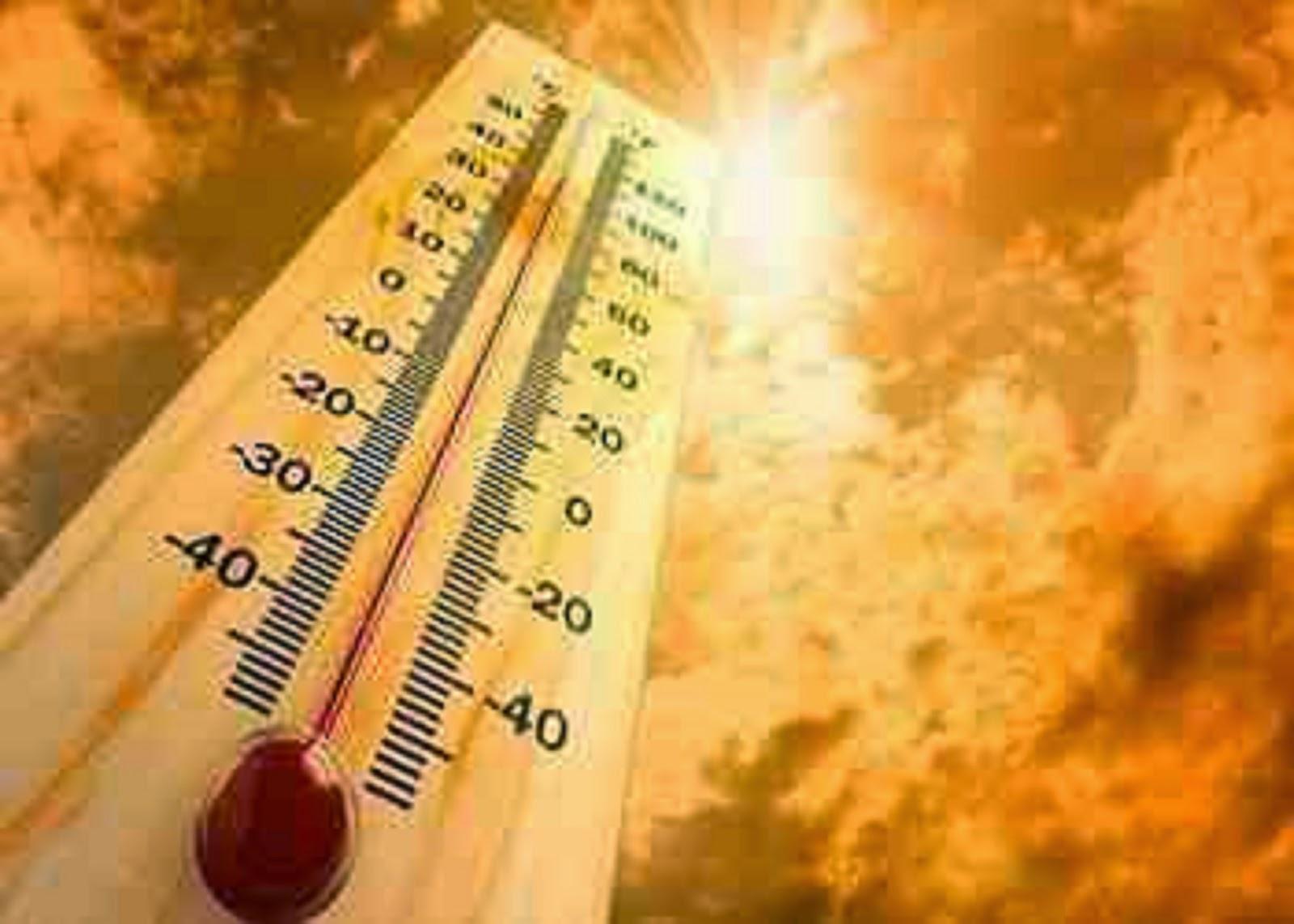 الأرصاد تحذر موجة حر قادمة و هذه بعض المناطق التي ستتأثر