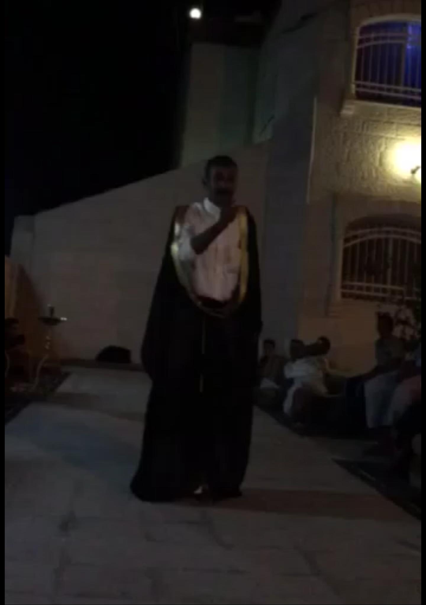 بالفيديو شيخ قبيلة 2016  استمتع ههههههه