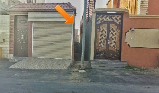 بالصور مواطن بتيماء يتنازل عن جزء من ارضه ويجعلها ممر مشاة للمسجد المظاهر له