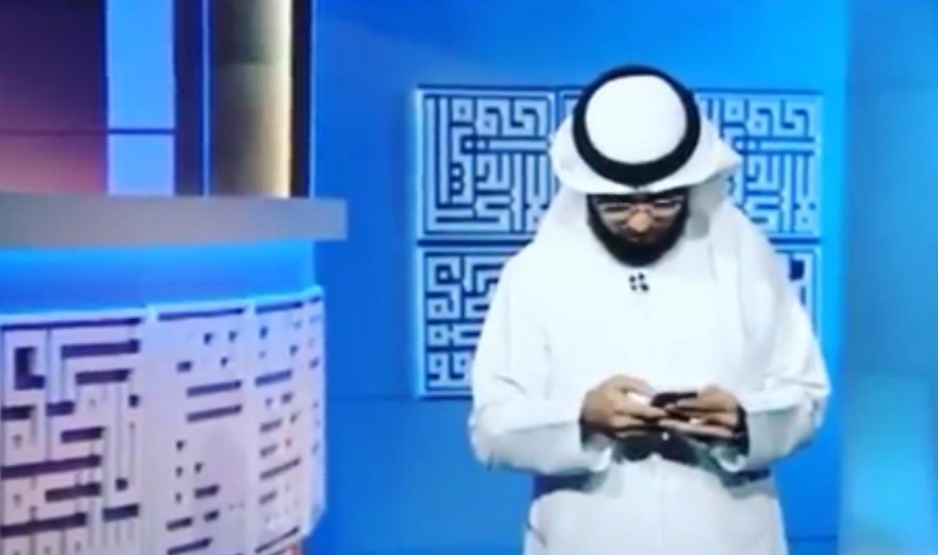 فيديو الشيخ وسيم على الهواء مباشرة هذا شعور الأب والأم