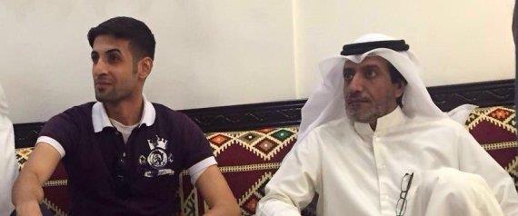 بالفيديو| كويتي يبكي بعد عودة ابنه لأول مرة منذ تفارقا ايام الغزو العراقي قبل 26 عام