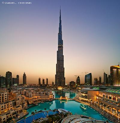 بالصور  شقة بالطابق 53 في برج خليفة للبيع بـ 70 مليون درهم