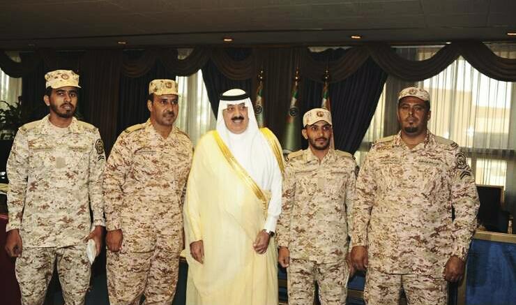 بسبب هذا الفيديو تم استدعائهم وتكريمهم من الأمير متعب بن عبدالله
