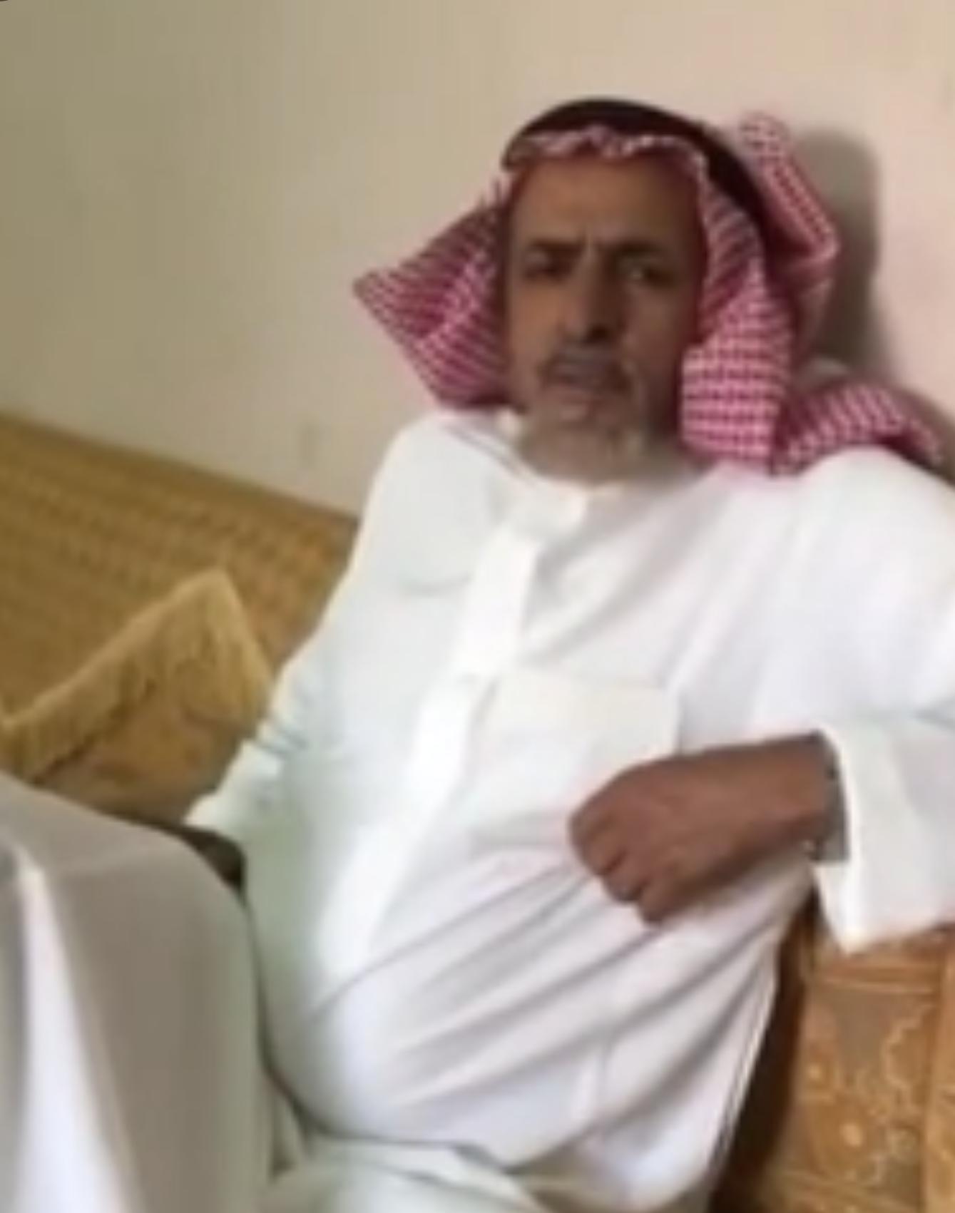 رجل أمن سعودي يتعرض للسحر من خلال صورة عرض الواتس اب و والده يشرح القصة