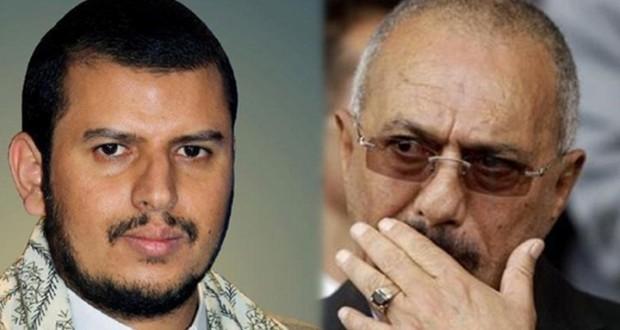 مكالمة مسربة بين عبدالملك الحوثي و عفاش توثق مدى الاختلاف بينهم