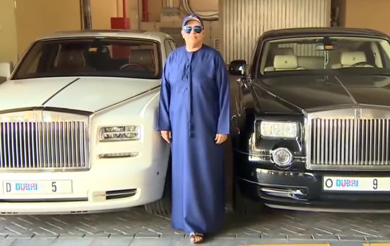 """تعرف على رجل الأعمال الهندي مشتري اللوحة المميزة """"D5"""" بـ33 مليون درهم في دبي"""