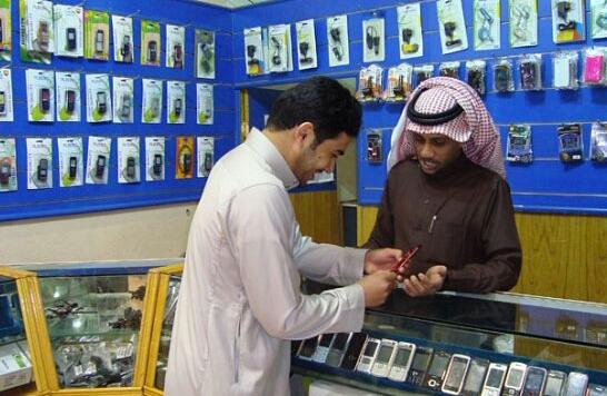 تجفيف السوق من الأجهزة يفشل سعودة محال الجوالات