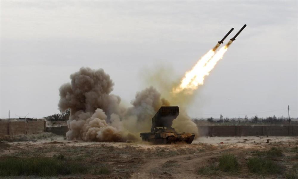 اعتراض صاروخ باليستي على بعد 65 كيلو من #مكة_المكرمة