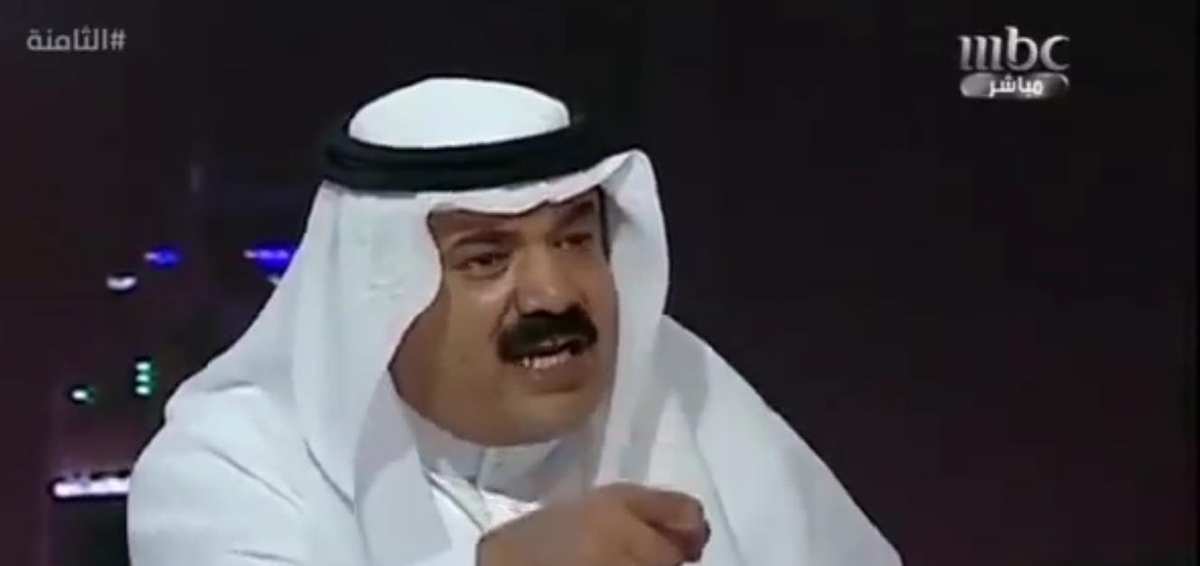 في برنامج الثامنةوحلقة الشهرة مع ابو سن الدكتور الفوزان يفضح mbc على الهواء مباشرة