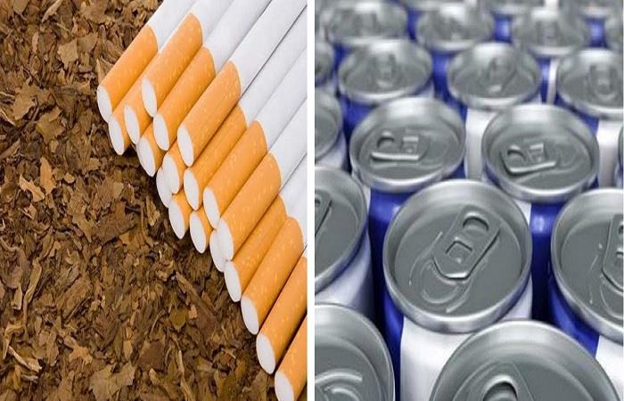 إرتفاع أسعار الدخان  ومشروبات الطاقة والغازيات وتعرف على السلع الأخرى