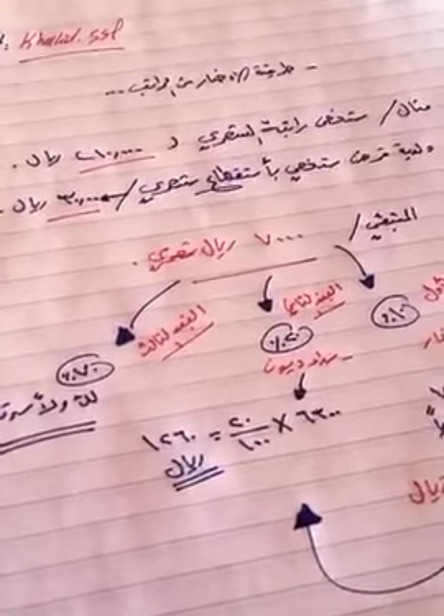 بالفيديو طريقة رائعة جدا لتعلم الإدخار من الراتب والتخلص من الديون