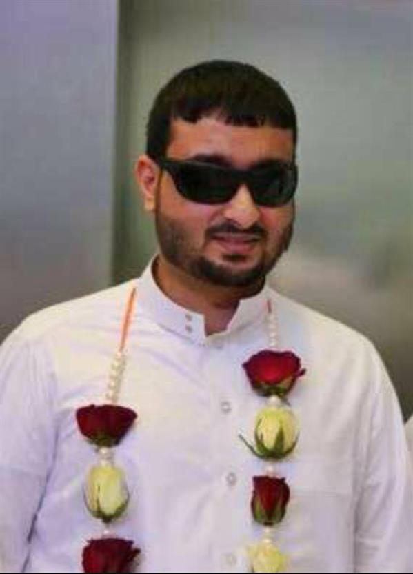 تعرف على الجندي الذي فقد بصره في تفجير المسجد النبوي (صور)