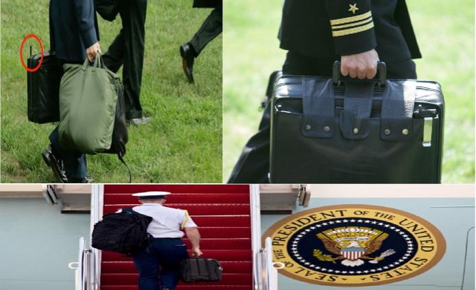 ماهو سر حقيبة الرئيس الأميركي؟؟!! التي تظهر دائم معه