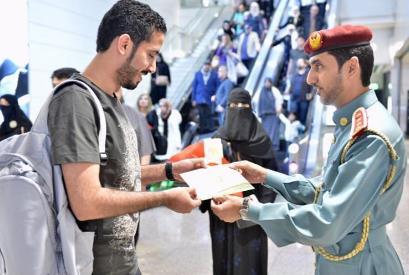 إقامة دبي تتفاعل مع تغريدة عريس سعودي وتقدم له مفاجأة بعد وصوله