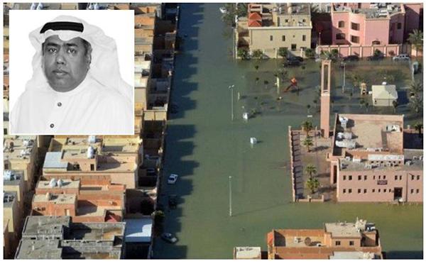 قال البلدية إذا لم يكن لديكم مشروع لتصريف مياه الأمطار، فلماذا تصلون صلاة الاستسقاء