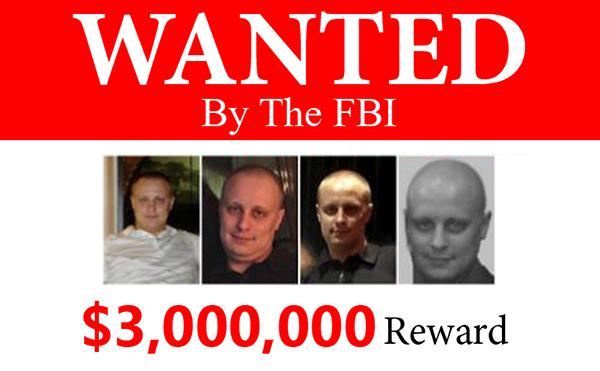 صور: 3 ملايين دولار مكافأة القبض على أخطر هاكر في العالم.. فكيف يعيش هذا الهاكر؟