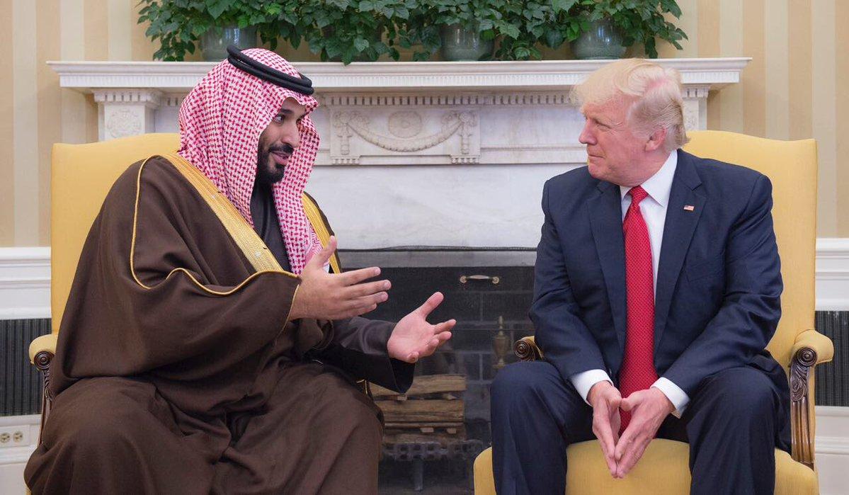 السعوديون قادمونفوكس نيوز تقدم 7 نصائح للرئيس الأمريكي قبل لقاء ولي ولي العهد