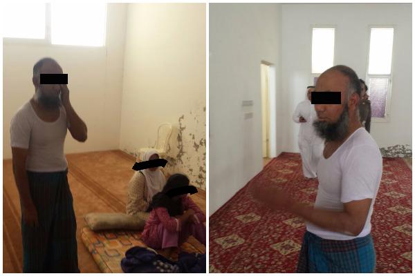 خبر صاعقة عامل مسجد بعفيف يقبض عليه متلبس بتهريب وإيواء الخادمات داخل سكنه بالمسجد