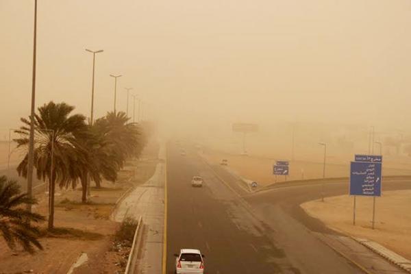 """لماذا يُحذر خبراء الطقس من اليوم وبالأخص يوم""""الأحد"""" القادم؟"""