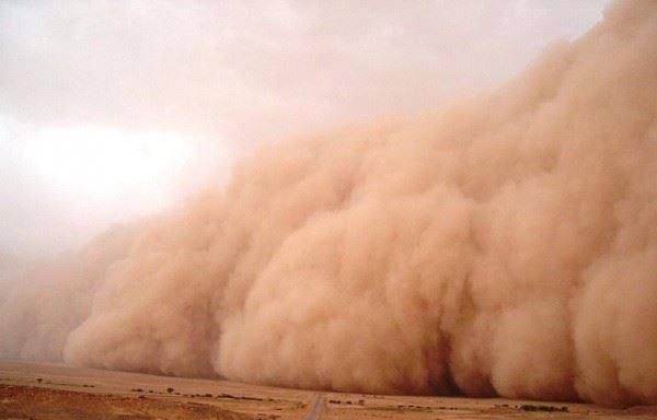 هل تعلم أن فوائد الغبار تتفوق على أضراره ؟!