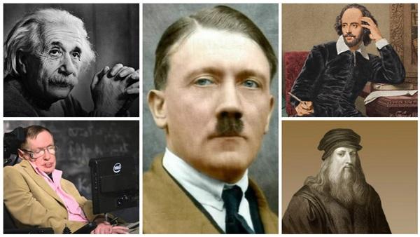 بالصور: تعرّف على أذكى 10 أشخاص في التاريخ