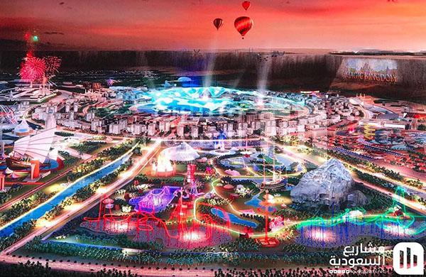 صور: التصاميم الأولية لمشروع القدية.. أضخم مشروع ترفيهي ثقافي رياضي في السعودية