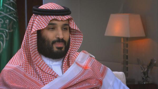 اللقاء الكامل لولي ولي العهد السعودي محمد بن سلمان
