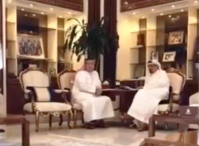 بالفيديو.. حاكم عجمان يجمع شمل سوري بابنه بعد فراق ست سنوات.. والأب لم يتعرف على ابنه للوهلة الأولى