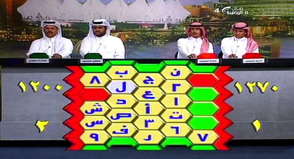 فيديو: بعد إنقطاع 20 عام.. برنامج حروف الشهير يعود إلى الشاشة السعودية بتقديم سيلفر