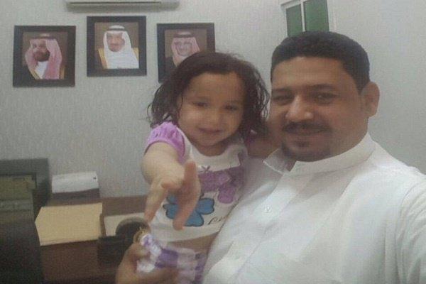 """#عاجل صورة: العثور على الطفلة المختطفة """"شوق سليمان"""" والقبض على الخاطفة"""