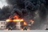 شاهد بالصور والفيديو .. قوات الأمن الخاصة تقيم عرضاً عسكرياً ضخما بحضور ولي العهد