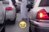 بالفيديو مضاربة أول يوم رمضان