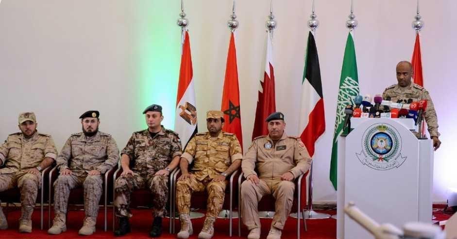 """طرد """"قطر"""" من تحالف دعم الشرعية في اليمن"""