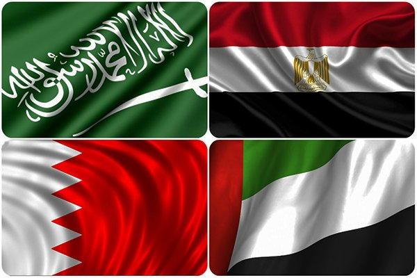 الدول الأربع تعلن عن إضافة 9 كيانات و9 أفراد لقوائم الإرهاب المدعومة من قطر