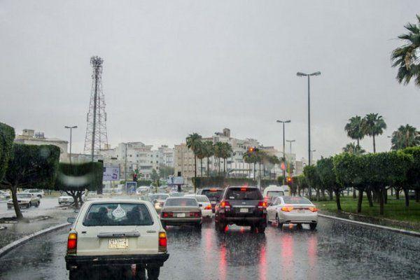 الأرصاد: أمطار رعدية محتملة على 5 مناطق بالمملكة