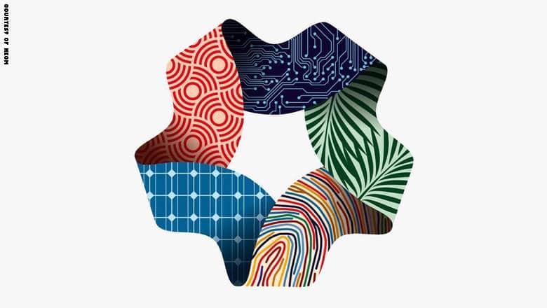 هل حيرك شعار نيوم؟.. اقرأ هذا الخبر لتكتشف معلومات مهمة عنه وما تشير إليه هذه الألوان!