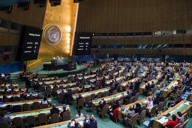 خذلان عربي وإسلامي لقرار يدين انتهاكات حقوق الإنسان بإيران