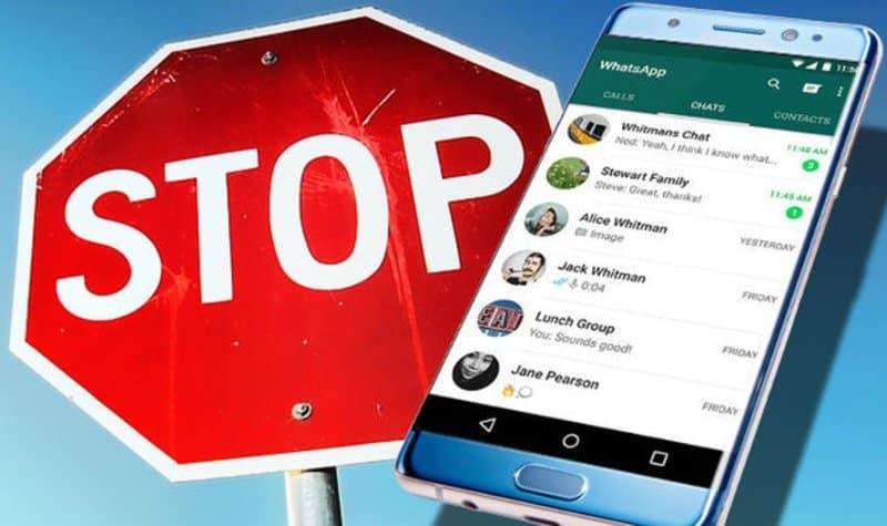 واتساب: التطبيق سيتوقف عن هذه الهواتف بعد 20 يوماً