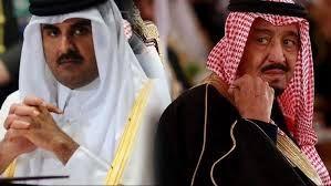 أمام الجميع و علنا تميم سيعتذر لخادم الحرمين