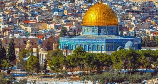 """#عاجل الديوان الملكي: اعتراف """"ترامب"""" بالقدس عاصمة لاسرائيل انحياز ضد حقوق الفلسطينيين"""