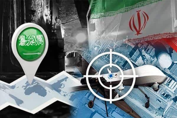 """""""فاير آير"""": إيران تجنِّد """"آي بي تي 34"""" للتجسُّس على السعودية"""