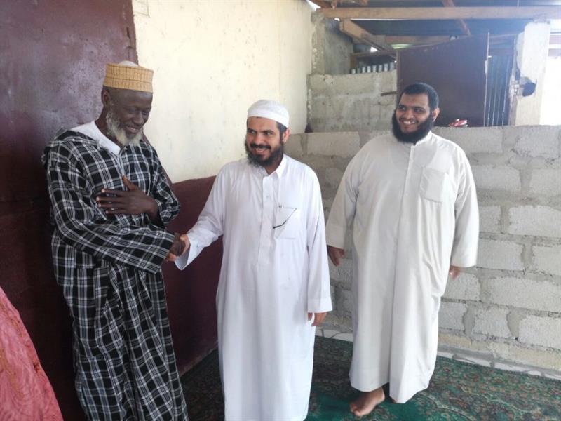 """بالفيديو.. رحلة الشيخ """"التويجري"""" قبل مقتله في """"غينيا كوناكري"""""""