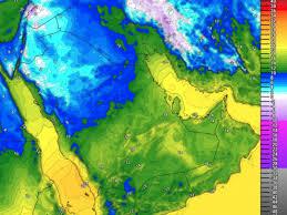 تقلبات جوية على معظم مناطق المملكة ابتداءً من غدٍ الخميس لمدة ٥ أيام