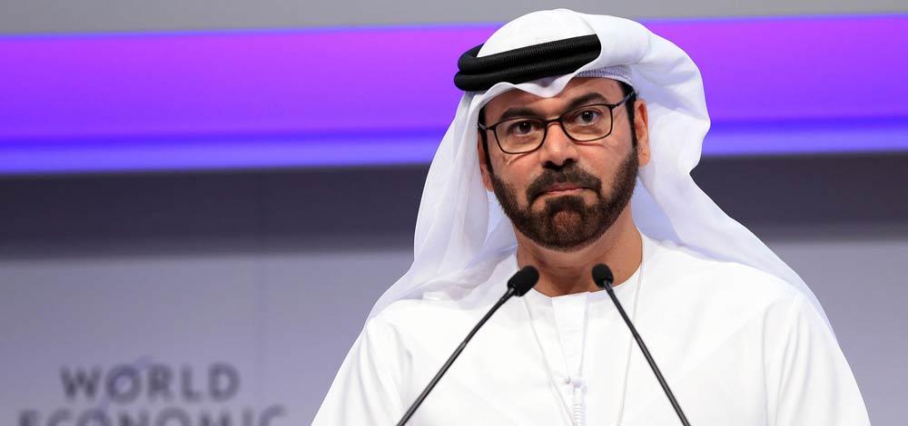 محمد القرقاوي وزير المستقبل في الامارات فاجأ جمهور القمة الحكومية بـــ 10 حقائق مستقبلية
