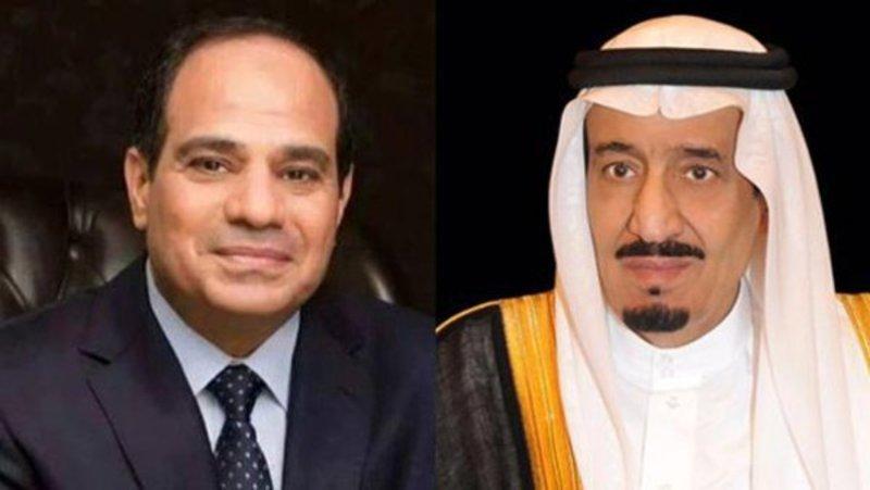 مكالمة بين خادم الحرمين الشريفين و الرئيس المصري وهذا ما دار بينهم