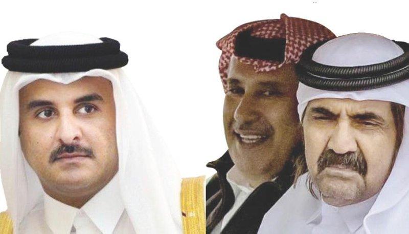 """""""الفضيحة المحذوفة"""" تُسقط """"خادم الحمدين"""".. سموم """"العذبة"""" من إمبراطورية """"تميم"""" للبطل """"الحوثي"""""""