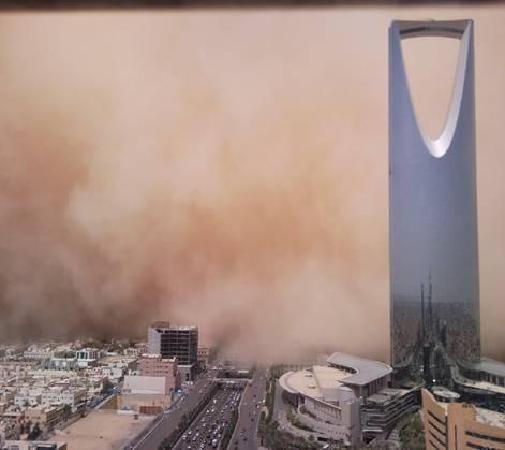 إنفوجرافيك: نصائح طبية للوقاية من الغبار