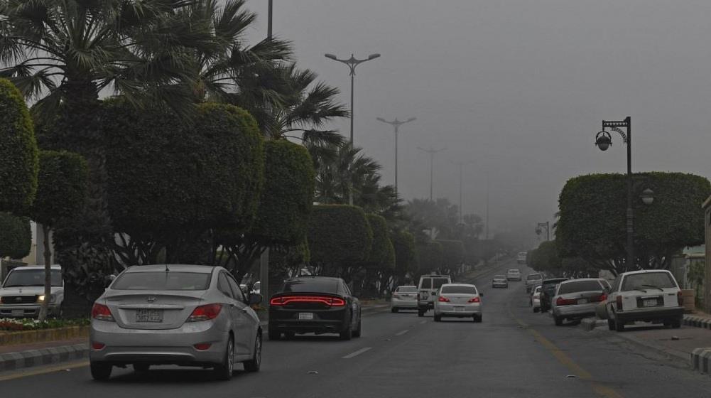 """""""الأرصاد"""": تأثر معظم مناطق المملكة بتقلبات جوية وأمطار نهاية الأسبوع"""
